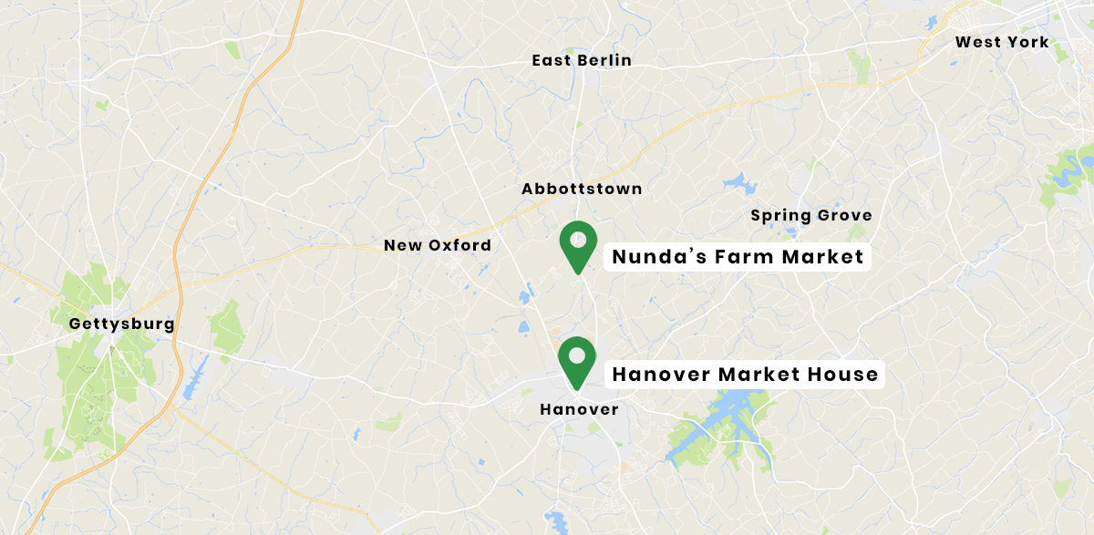 Nunda Fruit Farm Market Hanover PA Fresh Produce